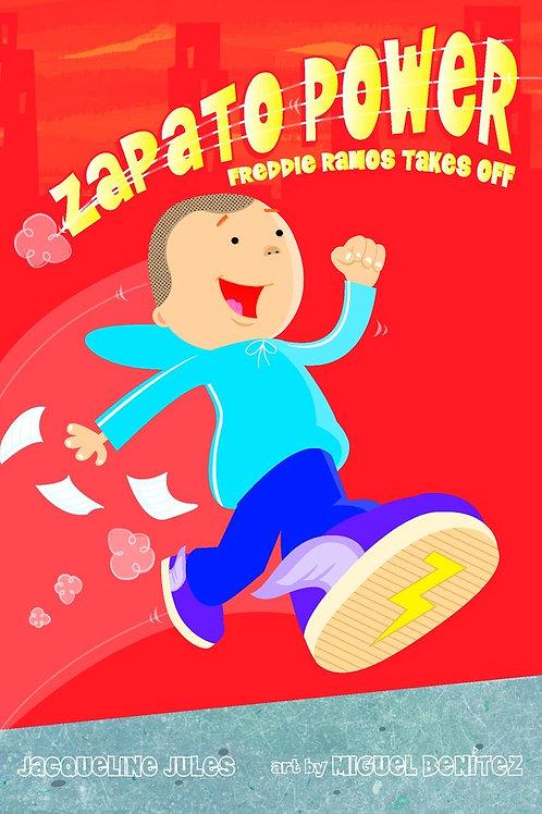 Reading Group: Zapato Power: Freddie Ramos Takes Off