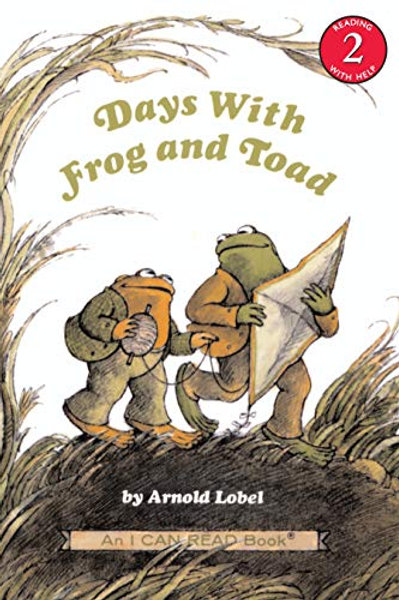 Reading Group: Days with Frog and Toad