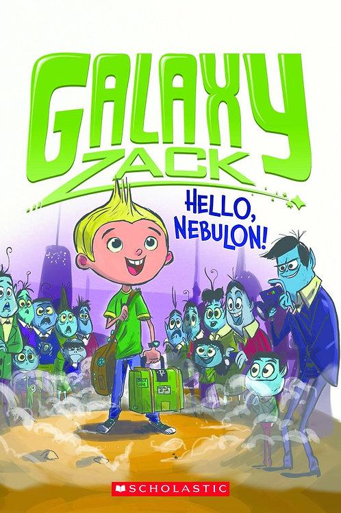 Reading Group: Galaxy Zack Hello Nebulon!