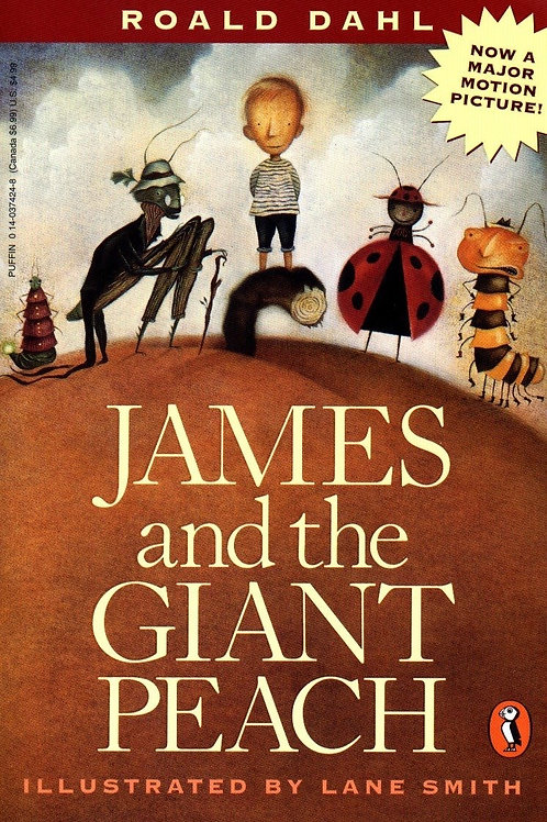 Reading Group: James and the Giant Peach