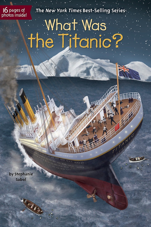 Reading Group: What Was the Titanic?
