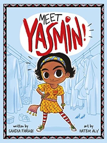 Reading Group: Meet Yasmin!