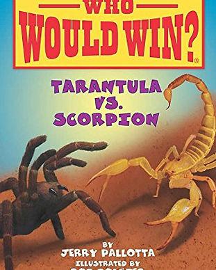 who would win? tarantula vs. scorpion.jp