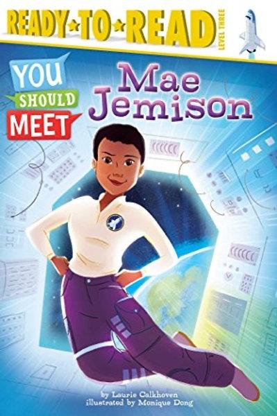 Reading Group: You Should Meet Mae Jemison