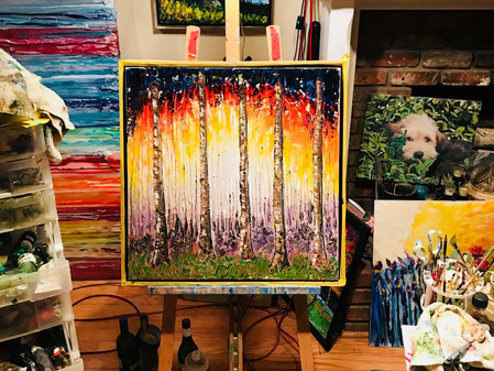 FOREST IMPRESSIONISM