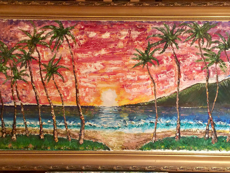 More Seascapes -- Abstract and Impressionistic