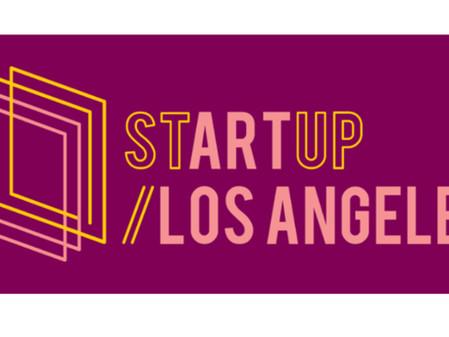 STARTUP LA ART SHOW FEB 14 - 16, 2020