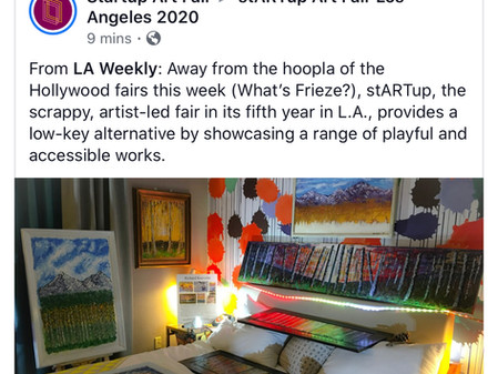CATCH ME AT THE STARTUP LA 2020