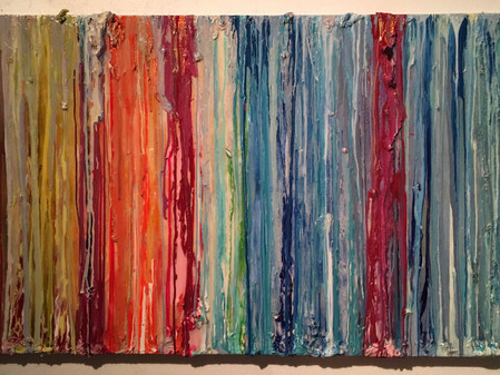 Abstract Art Based upon Brain Scans of Emotional States