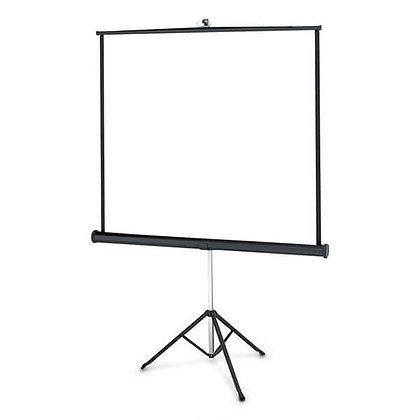 Stojanové projekční plátno 2x2m