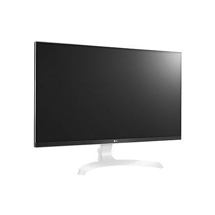 """LG, LCD 27"""" 4K monitor"""