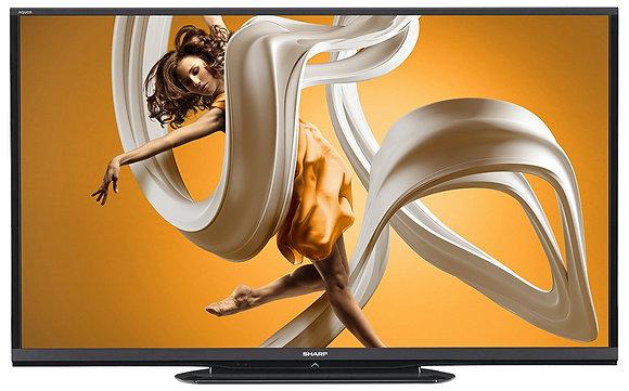 "SHARP LCD Full HD TV 80"""