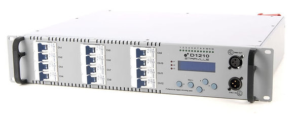 Stairville, D1210H Digital Dimmerpack