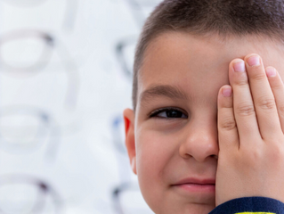 Five tips to protect your child's eyes during the lockdown