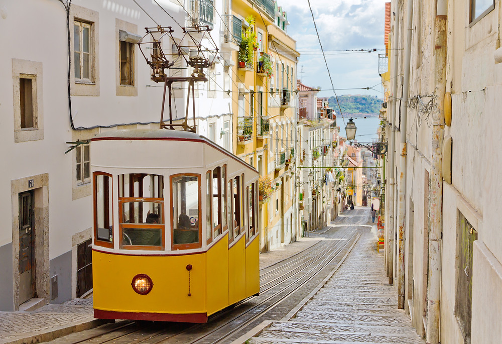Rua da Bica Voyage à Lisbonne Blog