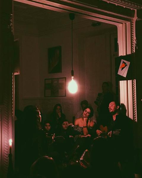 Concert de fado secret dans un ancien palais lisboète avec apéritif dinatoire