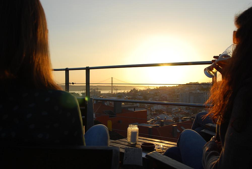 Hiver Voyage à Lisbonne Blog