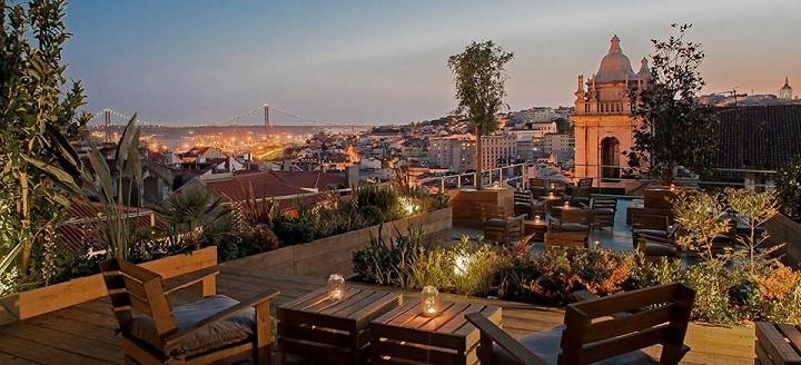Park Bar - Voyage à Lisbonne Blog