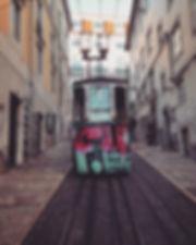 Elevador - Voyage a Lisbonne