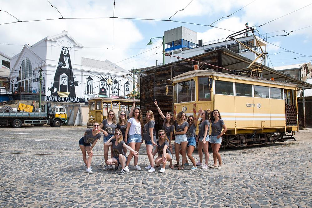 Séance photo - Voyage à Lisbonne Blog