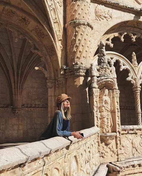 Mosteiro dos Jeronimos - Voyage à Lisbonne Blog