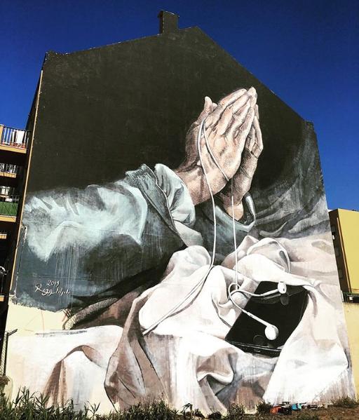 Street art Lisbonne - Voyage à Lisbonne Blog
