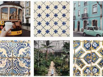 Nos plus belles photos Instagram sur Lisbonne édition 2021 !