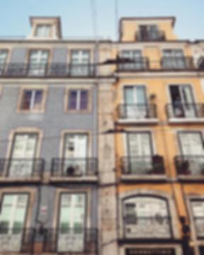 Façades - Voyage a Lisbonne