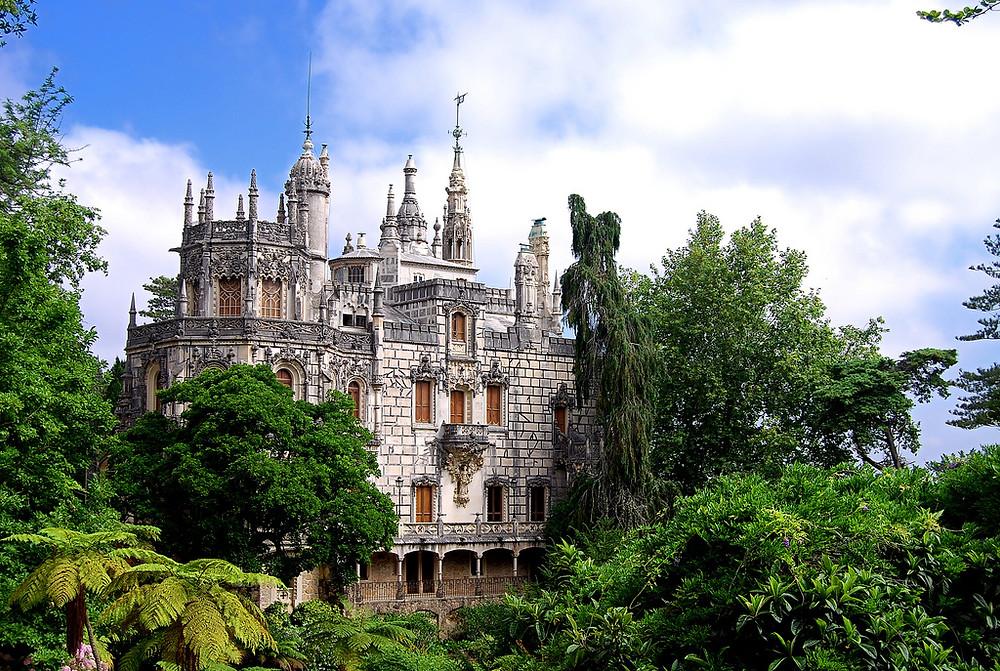 Quinta da Regaleira Voyage à Lisbonne Blog