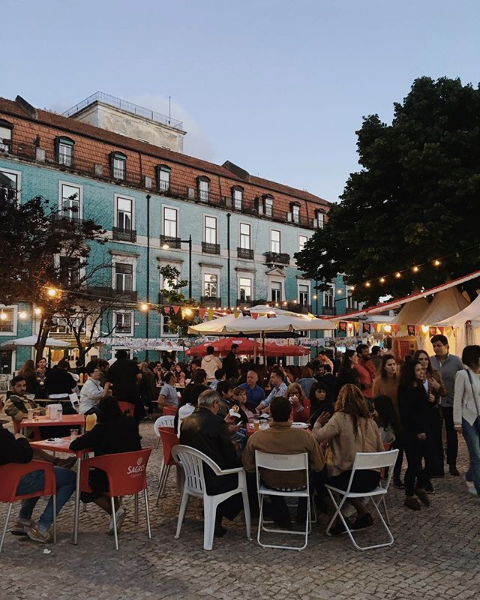 Les Santos Populares à Lisbonne en 2019 : Voyage à Lisbonne Blog