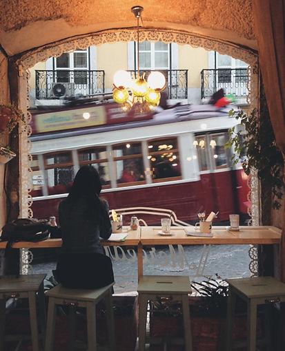 Tramway - Voyage a Lisbonne