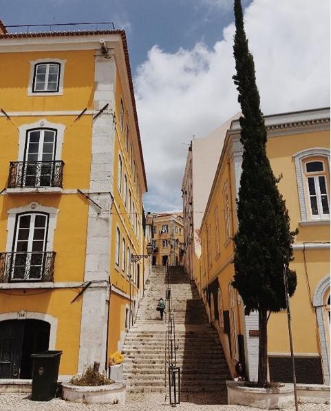 Instagram de Voyage à Lisbonne - Voyage à Lisbonne Blog
