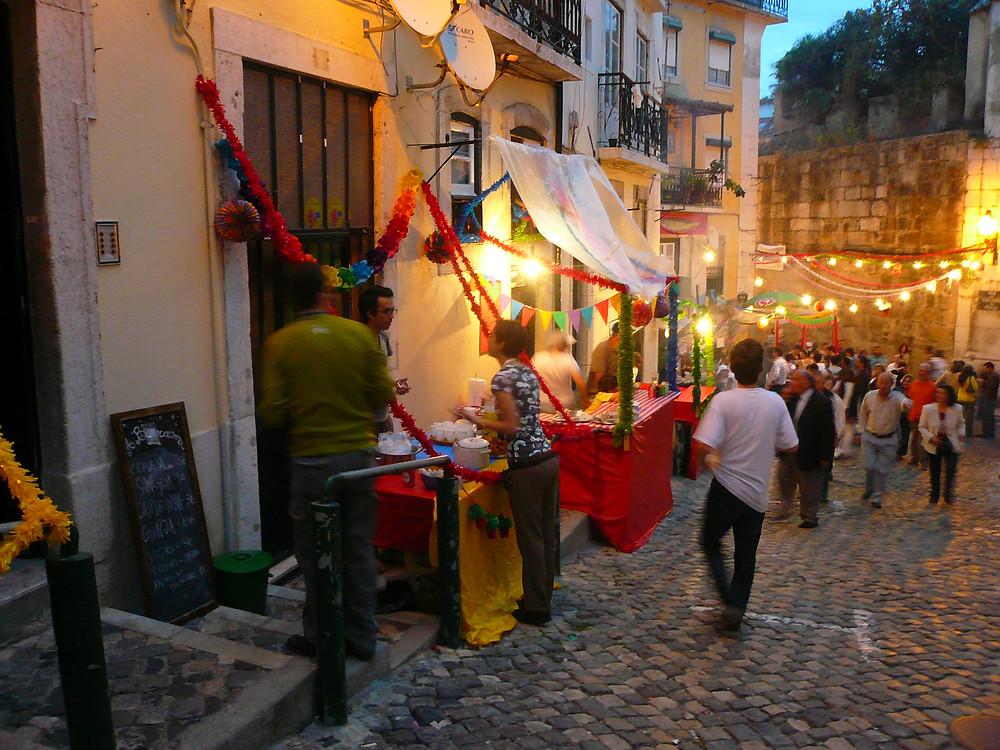 Fêtes de Lisbonne Voyage à Lisbonne Blog