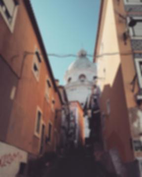 Rue Alfama - Voyage a Lisbonne