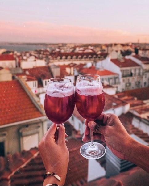 Rooftop - Voyage à Lisbonne blog