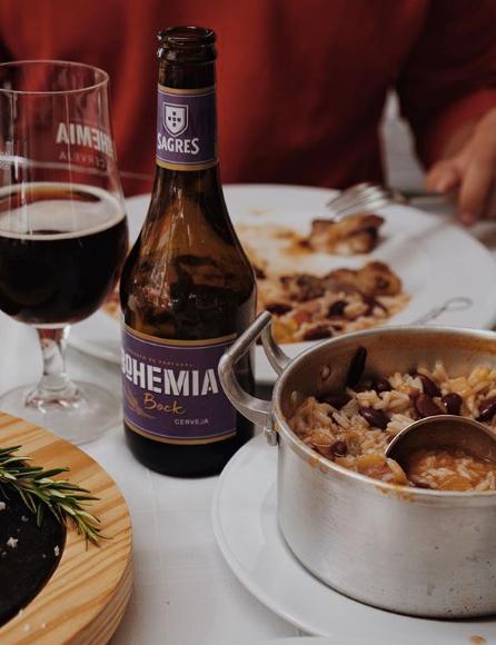 Bière Bohemia - Voyage à Lisbonne Blog