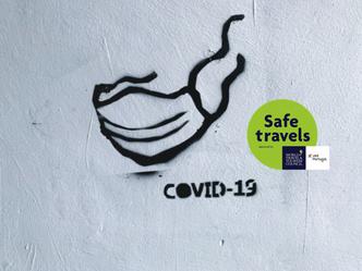 Voyage à Lisbonne et notre Charte Covid-19 pour les voyages 2020