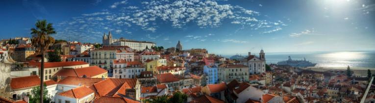 Miradouro Portas do Sol - Voyage à Lisbonne Blog