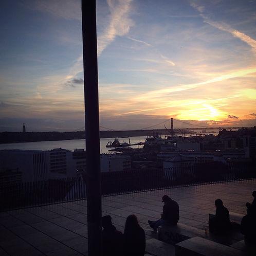 Miradouro - Voyage a Lisbonne