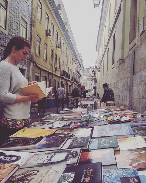 Feira - Voyage a Lisbonne