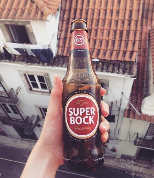 Bière - Voyage a Lisbonne