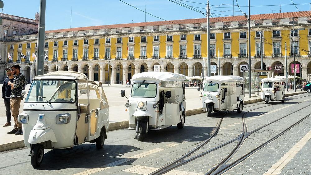 Tuk Tuk Voyage à Lisbonne Blog