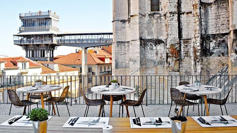 Topo Chiado - Voyage à Lisbonne Blog