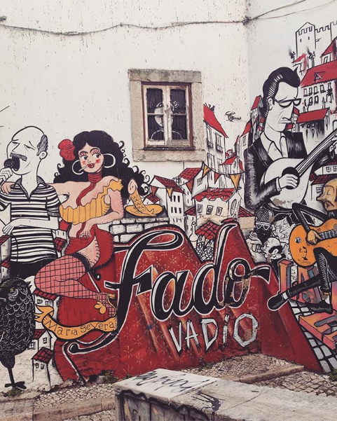 Street Art - Voyage a Lisbonne