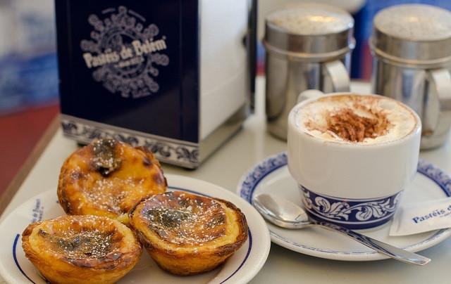 Pasteis de Nata Belém Voyage à Lisbonne Blog