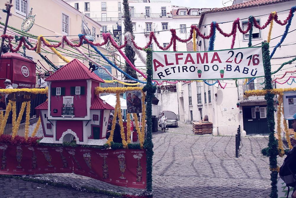 Santos Populares - Voyage à Lisbonne blog