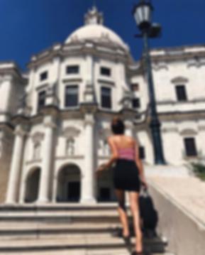 Panthéon - Voyage a Lisbonne