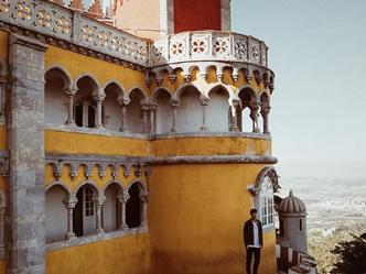 Visiter le Palácio da Pena à Sintra en 2019