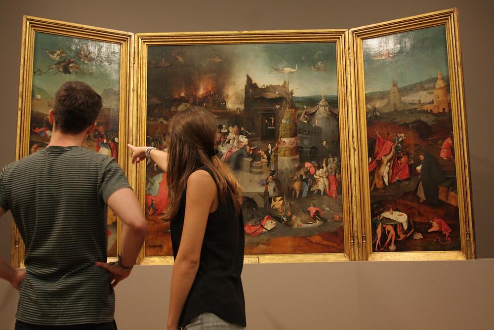 Museu Nacional de Arte Antiga Voyage à Lisbonne Blog