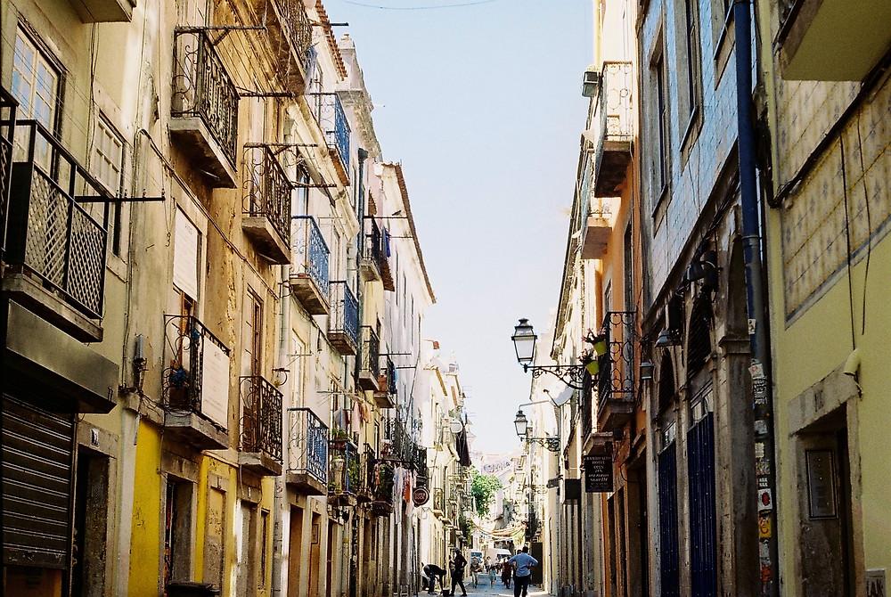 Bairro Alto Voyage à Lisbonne Blog